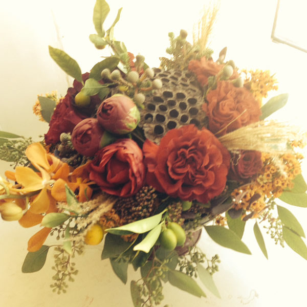 bliss floral arrangement